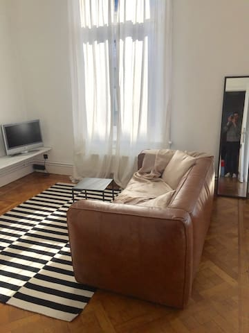 Trendy appartment in the Centre of Antwerp (Zuid)