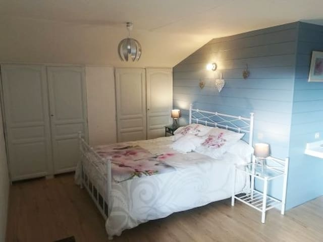 Les Arums   Suite avec 2 chambres
