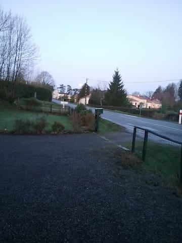 L'Absie cottage