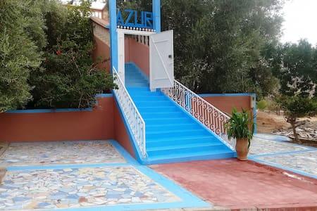 Maison d'hôtes Azur Tafraout