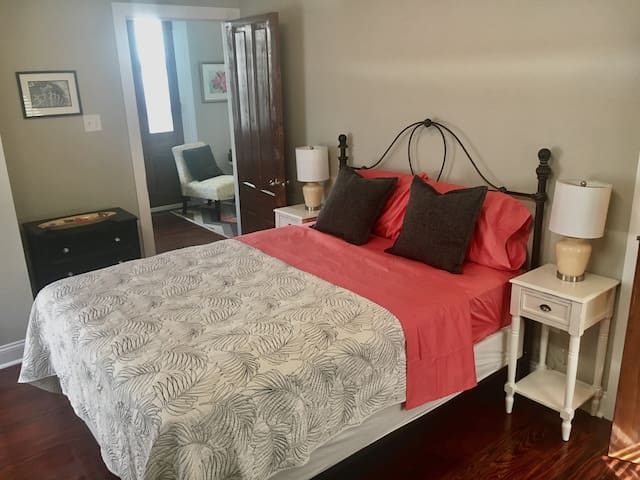 NOLA Style Apartment 1 block to the FQ - New Orleans - Daire