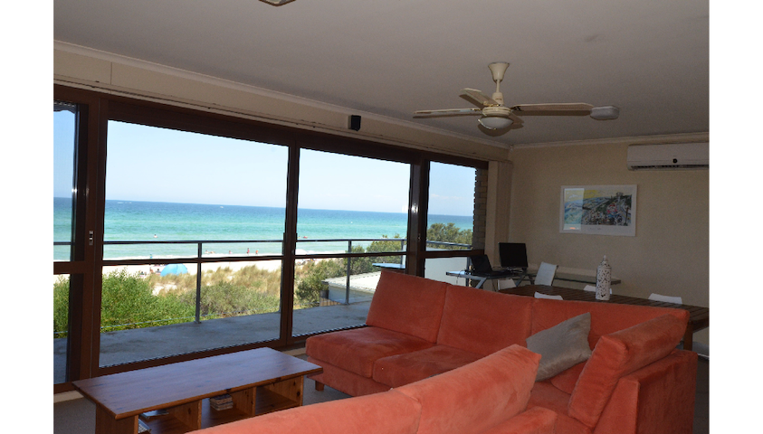 Beach apartment sleeps 2 up to 9 - Edithvale - Apartamento