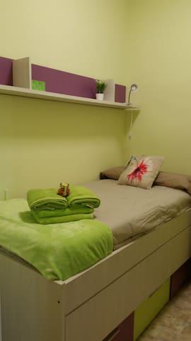Habitación individual en Plz España - Barcelona - House