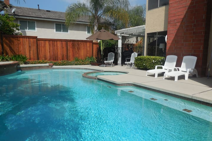 Anaheim Hills Hideaway with Pool, 5 Star Reviews!