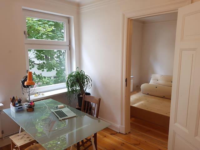 Kultiges Zimmer, zentral und ruhig