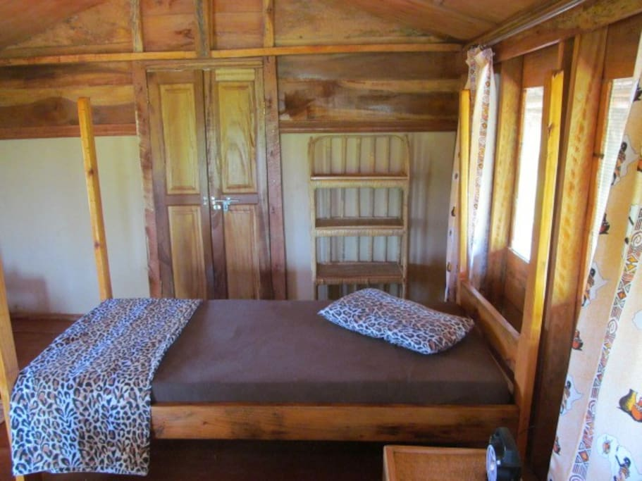 Comfortable twin rooms