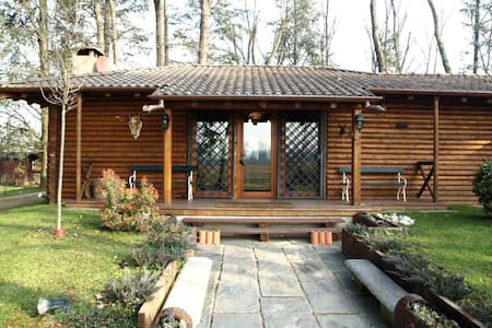 """COTTAGE """" IL LEPRONE """" - Cabin"""