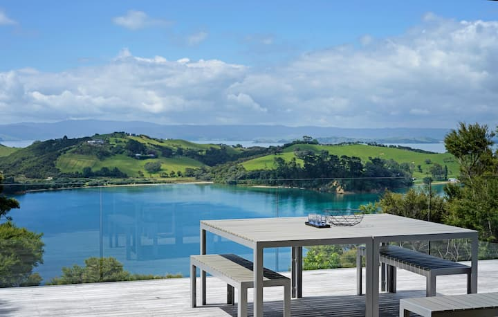 Bella Vista Escape Waiheke Paradise at its purest.