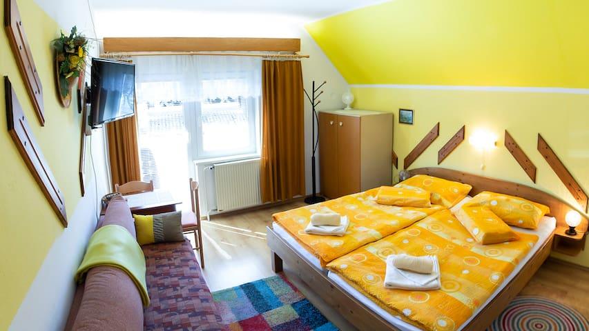 ★ Lovely relaxing apartment near the Bohinj Lake ★