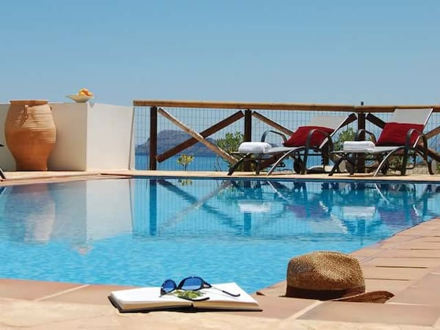 Luxury Villa Seli. Sleep 12 people  - Gerani - Villa