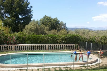 THE FAMILY VILLA IN MALLORCA! with secured pool - Son Gual - Ev