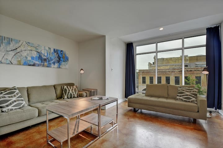 A2 City Loft at 119 E. 6th St.