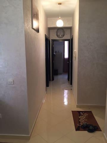 Bel Appartement 60m2 Marrakech la Ville Rouge