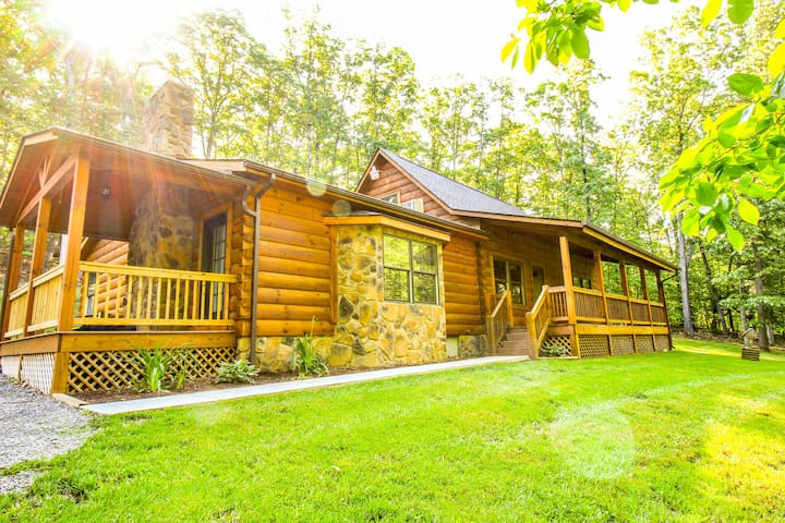 Chadwick Cabin in Shenandoah Woods - Stanley - Cabin