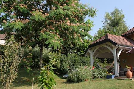 Les Eplantaz Chambre Fuchsia - Belley - House