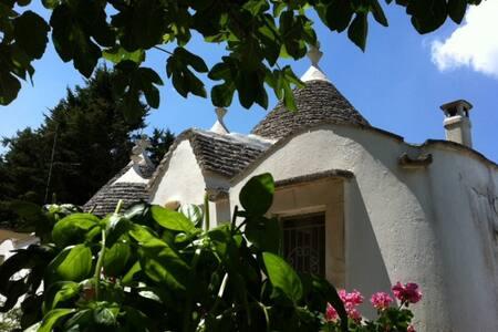 Trulli House in Martina Franca
