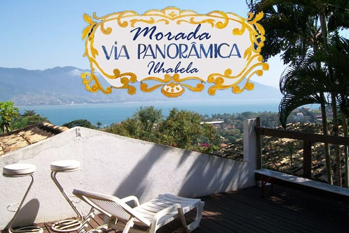 Ilhabela - Morada Via Panorâmica - Ilhabela - Condominio