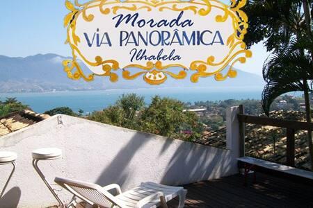 Ilhabela - Morada Via Panorâmica - Ilhabela - Bed & Breakfast