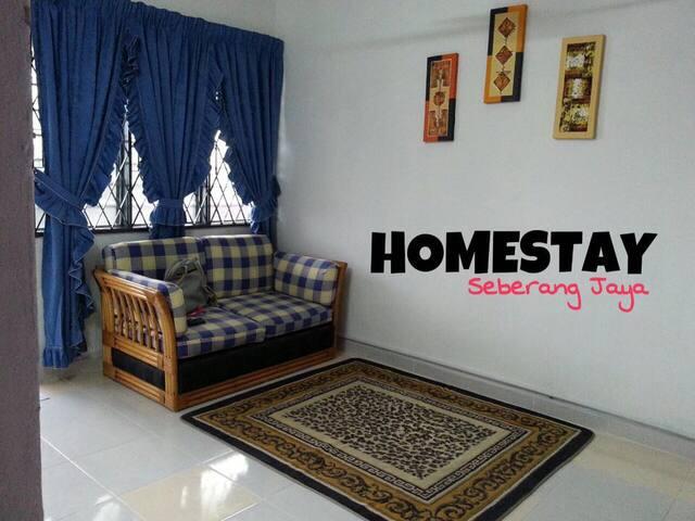 Budget Homestay Seberang Jaya - Perai - Leilighet