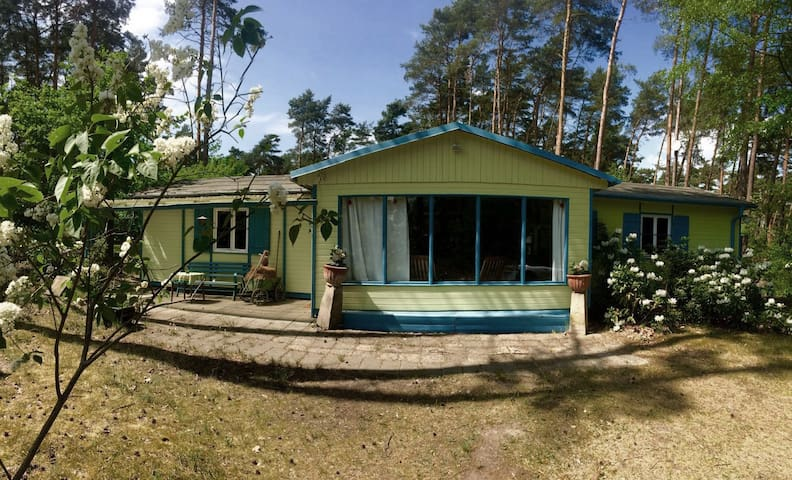 Liebenswertes Ferienhaus in Seenähe - Bad Saarow - Hus