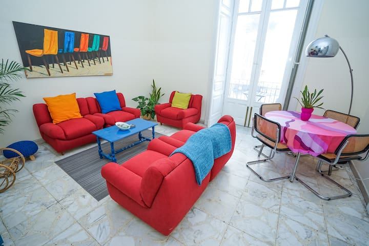 Best Location in Catania 100 square meter apt
