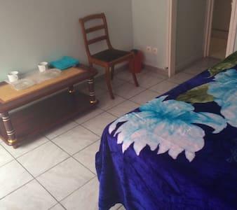 Chambre en appart privé calme (1) - Sarcelles