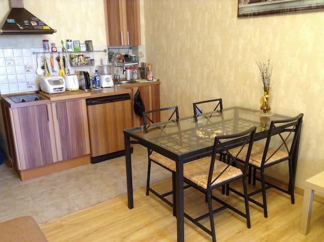 Удобная современная квартира студия - Krasnogorsk - Apartament