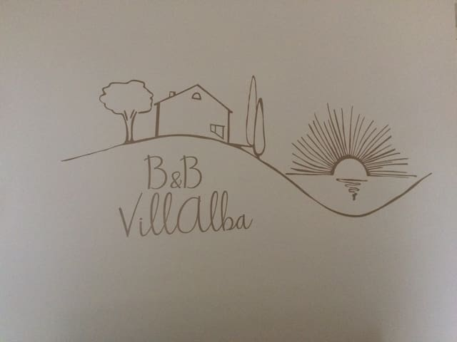 B&B VillAlba Stanza privata - Camerano - Bed & Breakfast