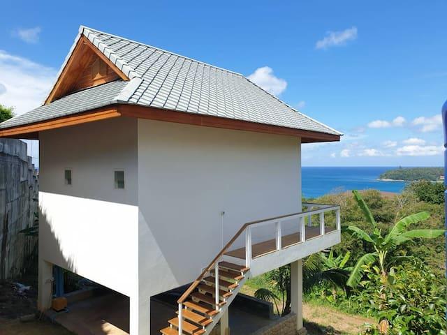 Seaview Bungalow @Kata