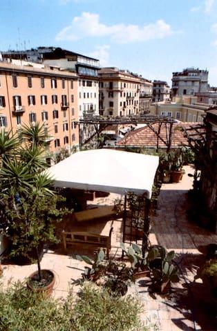 vatican terrace