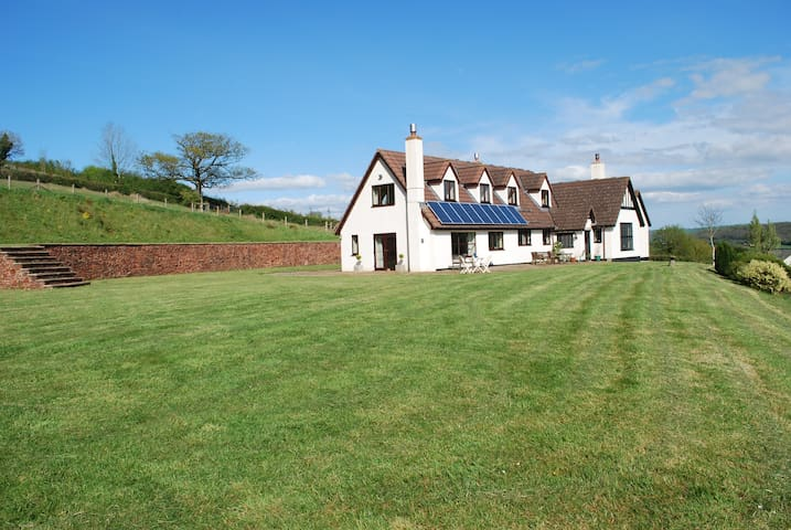 Oakwood Farm Cottage - Tiverton - Huis