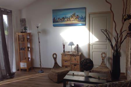 Studio de caractère proche Giverny - Gommecourt - บ้าน