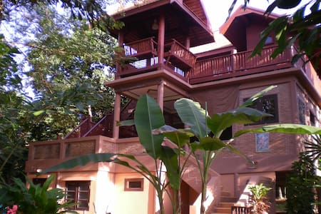 4 Bedroom Thai Villa on Koh Mak -  Koh Mak - Villa