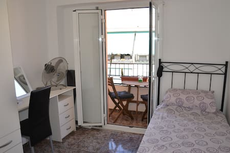 Lively Benimaclet ,easy reach of City Centre/Beach - Valencia