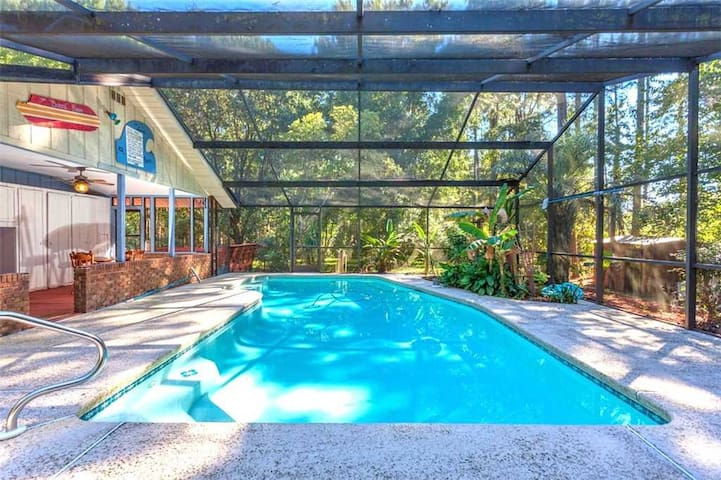 Scarlet Rose River House - St. Augustine - Huis