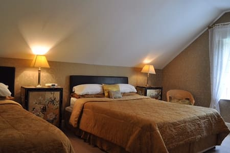 The Forest Suite,Rosebank House B&B, Strathyre