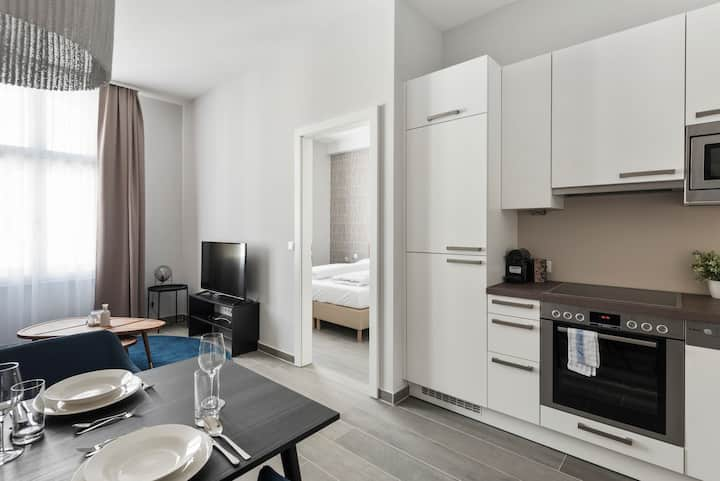Premium 1 Bedroom Apartment Schottentor
