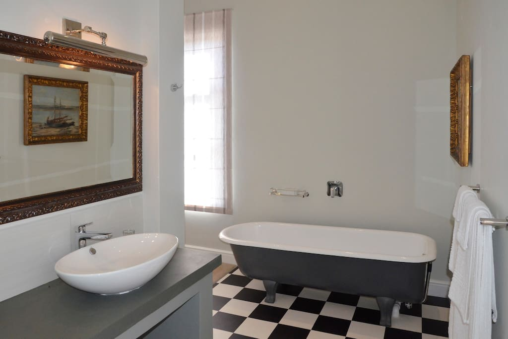 En-Suite with Bath and Shower