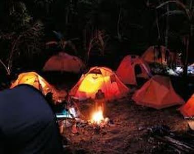 pernotto in tenda - Genazzano