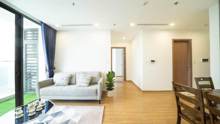 Great cityview 2BRs apartment - Vinhomes Skylake