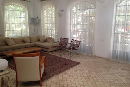 Beautiful Galilee family house - Alon HaGalil - House