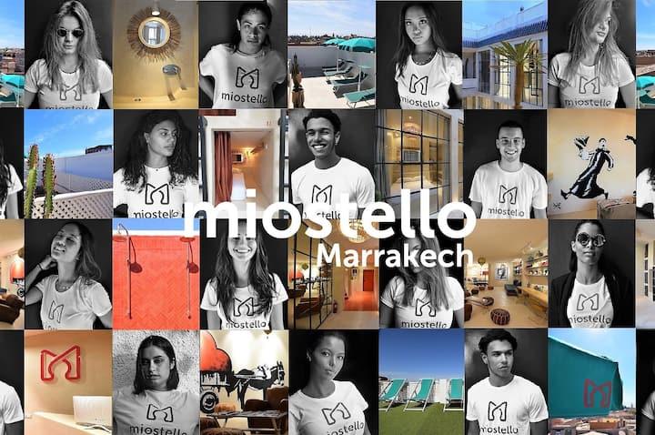 Miostello | Sleeping Box Men | Medina | Marrakech
