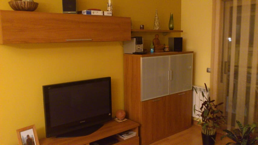 Room with two beds - Reus - Apartamento
