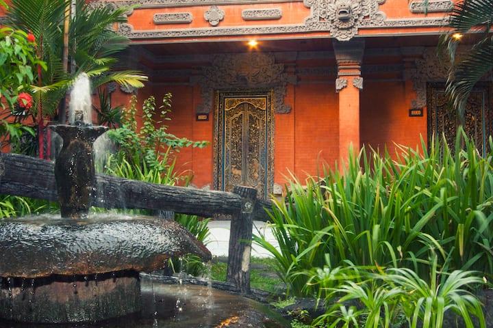 Stay in Balinese Ambience - Seminyak Bali