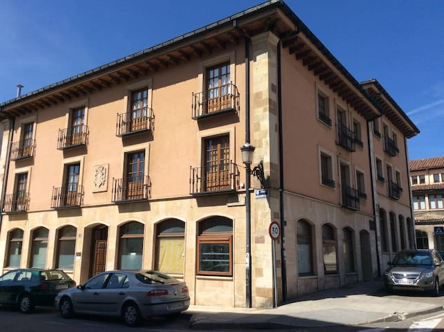 Apartamento céntrico con parking - Cervera de Pisuerga - Appartement