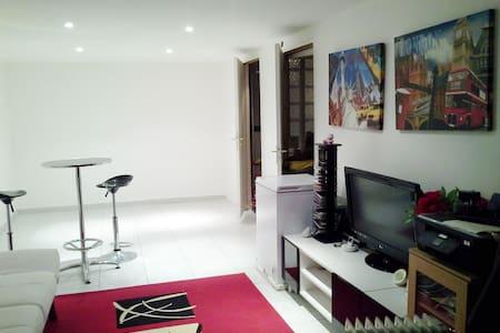 Chambre tout confort proche Paris - Villetaneuse - Rumah