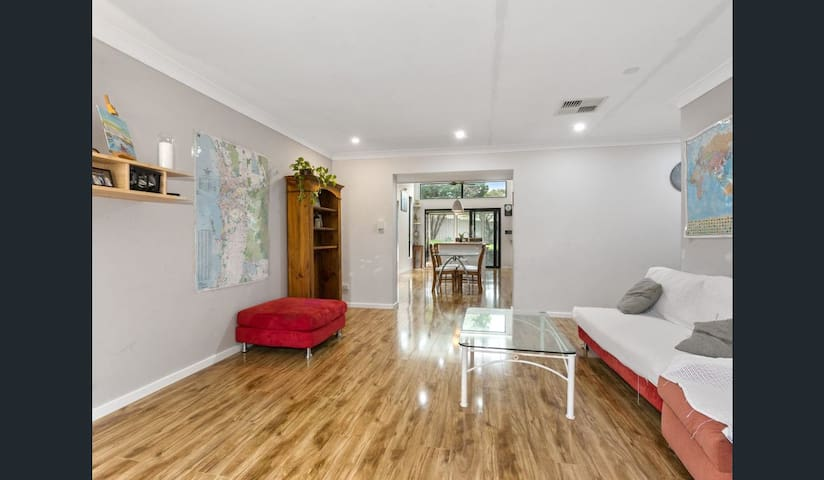 Beautiful house in central location