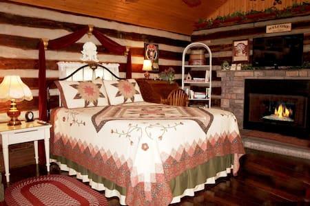 1 Bedroom Private Cabin Woods-20-min to Nashville! - Mount Juliet