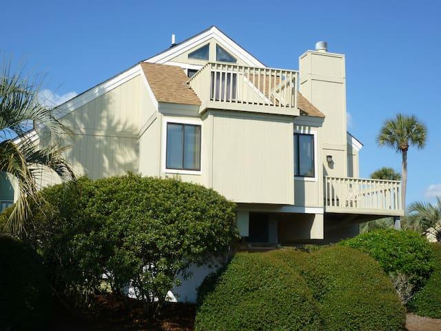 VILLA 3Dks,3BR,2BA,POOL, PVT ISLAND - Seabrook Island - 獨棟