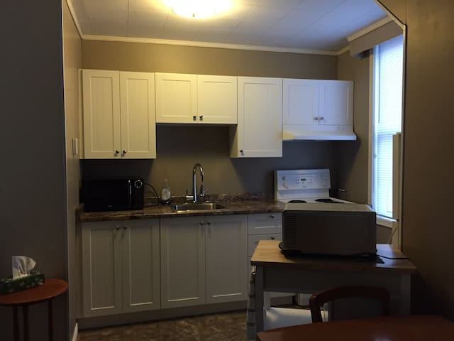 Cozy 1 bedroom Private Apartment - Collingwood - Apartmen